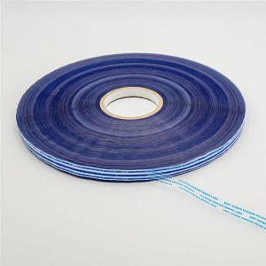 带蓝膜的永久袋密封胶带