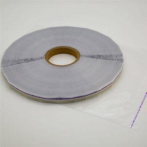 硅胶可再密封袋密封胶带